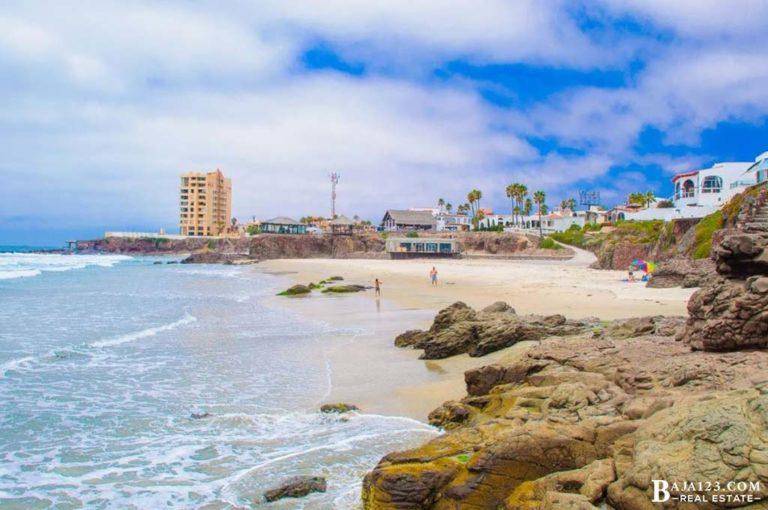 Castillos del Mar Rosarito Beach