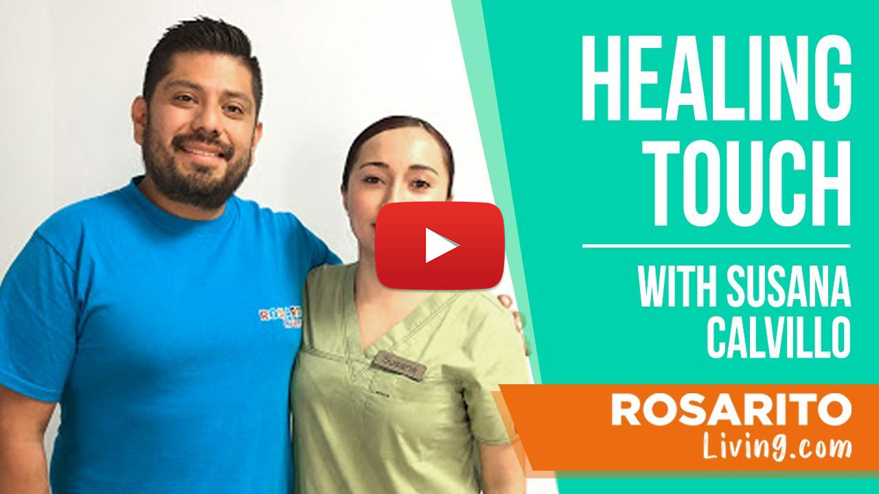 Healing Touch Massages - Interview With Susana Calvillo