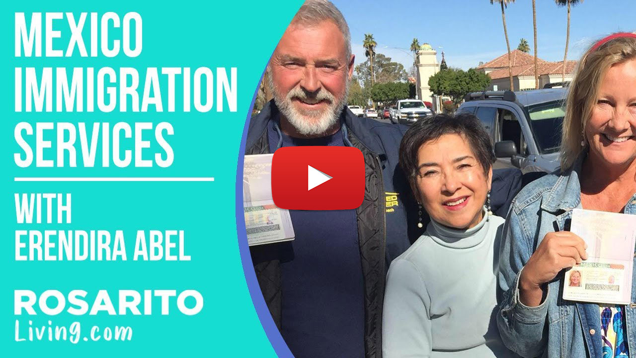 Mexico Immigration Services with Erendira Abel