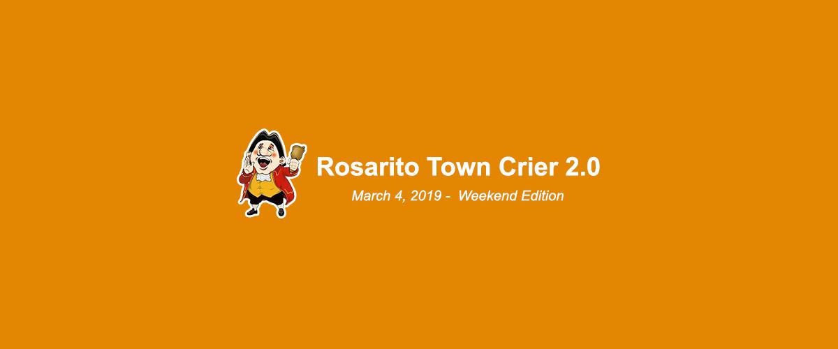 Rosarito Town Crier 2.0