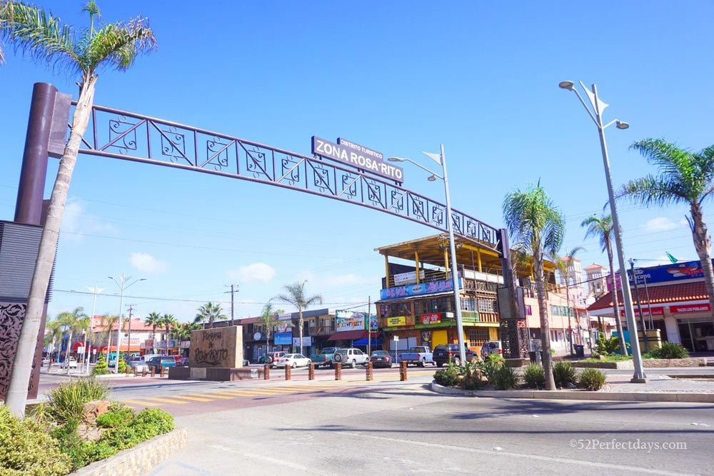 Security & safety in Rosarito Beach