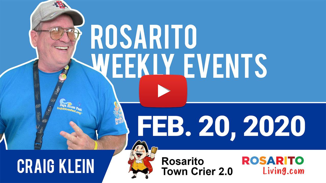 Rosarito Town Crier 2.0, February 20, 2020
